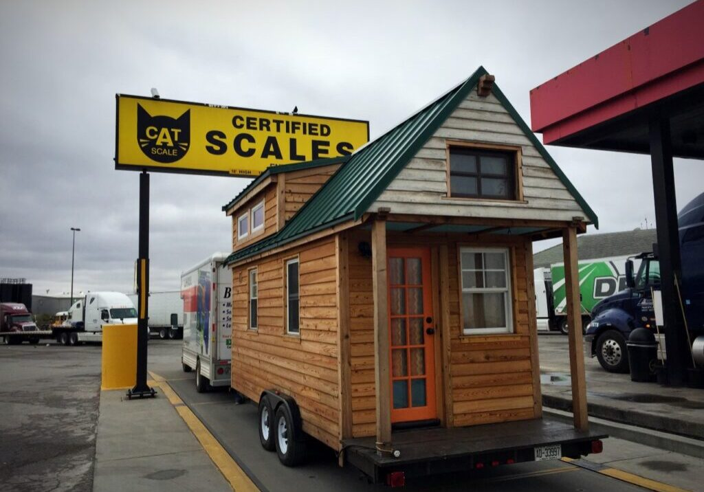 Weight Calculations In A Tiny House