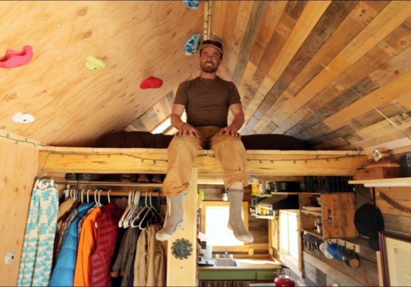 diy tiny house_wyoming
